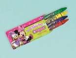 Minnie Mouse Mini Crayons