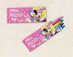 Minnie Mouse Party Crayon Favor