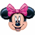 Minnie Mouse Shaped Mylar Balloon