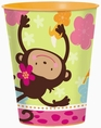 Monkey Love 16 oz Keepsake Cup