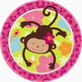 Monkey Love Baby Shower