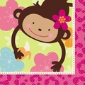 Monkey Love Birthday