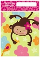 Monkey Love Loot Bags