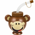 Monkey Shaped Cup