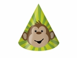 Monkeyin' Around Party Hats