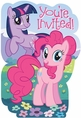 My Little Pony Friendship Invitation