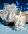 Nautical Theme Candles