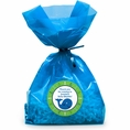 Ocean Preppy Blue Whale Baby Shower Custom Favor Bags