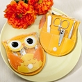 Owl Design Manicure Set