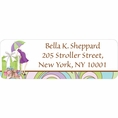 Parenthood Baby Shower Custom Address Labels