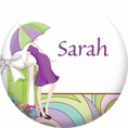 Parenthood Baby Shower Custom Button