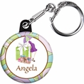 Parenthood Baby Shower Custom Keychain