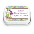 Parenthood Baby Shower Custom Mint Tins