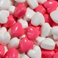 Pink and White Cupid Hearts