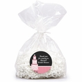 Pink Elegance Bridal Shower Custom Favor Bags