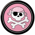 Pink Pirate Parrty