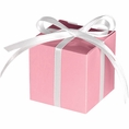 Pink Treat Boxes