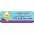 Primera Communion Custom Address Labels