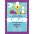 Primera Communion Custom Invitation