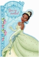 Princess And The Frog Invitation