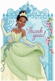 Princess And The Frog Postcard Thank You