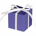 Purple Treat Boxes