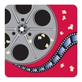REEL Hollywood Movie REEL Luncheon Napkins