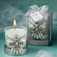 Regal Angel Candle Holder