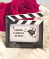 Movie Clapboard Place Card