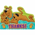 Scooby-Doo Thank You Notes