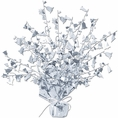 Silver Spray Centerpiece