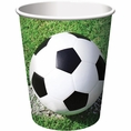 Soccer 9 oz Cups
