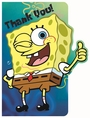 SpongeBob Classic Thank You