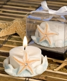 Ocean Starfish Candles