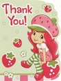 Strawberry Shortcake Thank You