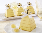 Sweet as Can Bee! Beehive Favor Boxes - Sets of 24