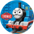 Thomas The Tank Party Dinner Plate