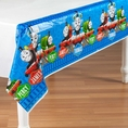 Thomas The Tank Party Plastic Tablecover
