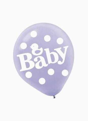 Tiny Bundle Latex Balloons - 15 ct.