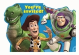 Toy Story 3 Invitation
