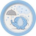 Umbrellaphants Blue