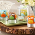 Whooo's the Cutest Baby Owl Candles