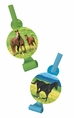 Wild Horses Party Blowers