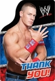 WWE Postcard Thank You