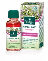 Awakening Vitality Bath: Rosemary