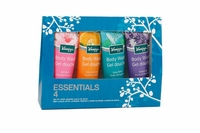 """Essentials4"" Travel Body Wash Collection"