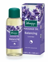 Balancing Massage Oil: Lavender