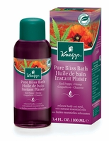 Pure Bliss Bath: Red Poppy & Hemp