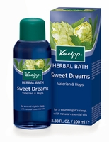 Sweet Dreams Bath: Valerian & Hops