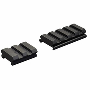 Burris Xtreme Steel 2 Piece Bases � Sako Tapered Dovetail to Weaver Adapter